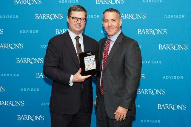 Barron's Top 1200 Financial Advisors